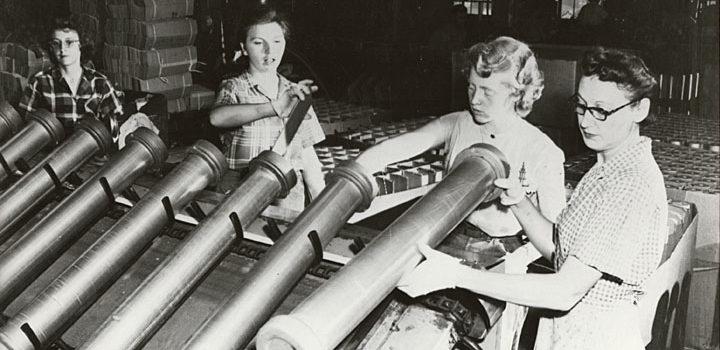 Romance, Work, and World War II
