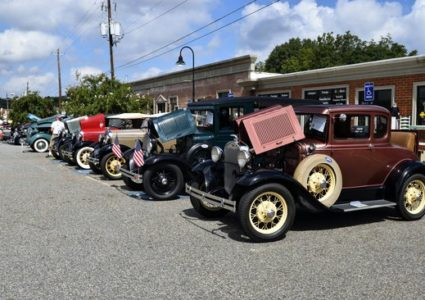 Shady Lane's Resident/ Family Picnic & Antique Car Show